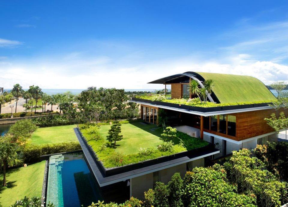 Een Groene Woonomgeving