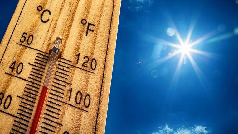 warme zomer